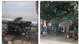 Xe ô tô 7 chỗ tông 3 phụ nữ đi xe máy tử vong lúc rạng sáng