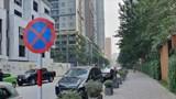Dừng đỗ ô tô sai quy định tại các khu chung cư: Cái sảy nảy cái ung