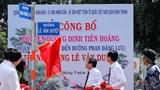 TP Hồ Chí Minh chính thức công bố đặt tên đường Lê Văn Duyệt