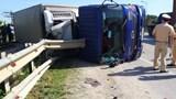 Tin tức tai nạn giao thông mới nhất hôm nay 16/9: Xe tải đâm trực diện xe máy, 1 phụ nữ tử vong