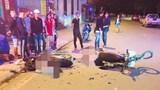 Va chạm xe máy trong đêm, 2 nam thanh niên tử vong