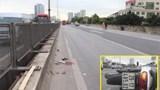 Hà Nội: Tìm tung tích ô tô gây tai nạn trên đường Vành đai 3 rồi bỏ chạy