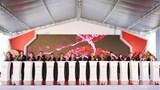 Quảng Ninh động thổ dự án Tổ hợp công nghiệp phụ trợ ô tô Thành Công