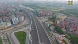 Gấp rút hoàn thành dự án cầu cạn tuyến Mai Dịch – Phạm Văn Đồng