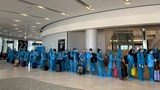Đưa hơn 350 công dân Việt Nam từ Mỹ và Nhật Bản về nước