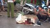 Va chạm với xe tải, người phụ nữ trẻ tử vong thương tâm