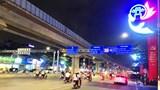 Trang trí đèn chiếu sáng tuyến đường Nguyễn Trãi: Tạo mỹ quan đô thị