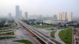 Cầu cạn Mai Dịch - Nam Thăng Long sẽ thông xe đúng ngày 10/10