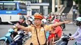 Phân luồng giao thông phục vụ Đại hội Đại biểu lần thứ XVII Đảng bộ Thành phố Hà Nội