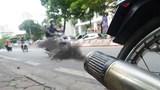 Có kiểm soát được khí thải xe máy không?