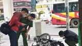 Hà Nội: Làm rõ vụ xe máy cháy trơ khung trên đường Nguyễn Trãi lúc rạng sáng