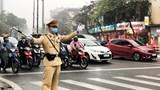 Tăng cường đảm bảo trật tự, an toàn giao thông, vệ sinh môi trường phục vụ Đại hội Đảng bộ TP Hà Nội