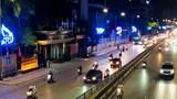 Khánh thành công trình đèn trang trí chiếu sáng trục đường Nguyễn Trãi - Trần Phú