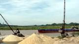 Đình chỉ 2 bến thủy nội địa trên địa bàn huyện Phúc Thọ