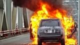 [Thông tin 114] Đề phòng cháy, nổ bình chữa cháy trong xe ô tô