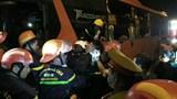 Tai nạn giữa xe khách và xe đầu kéo, 2 người chết, 10 người bị thương