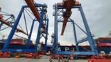 Đoàn tàu đầu tiên tuyến Nhổn - ga Hà Nội đã cập cảng Hải Phòng, lên đường về Hà Nội