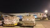 Bamboo Airways vận chuyển miễn phí hàng cứu trợ đến miền Trung