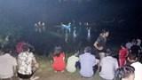 Thuyền chở 3 người bị lật trên sông Giăng, 1 người mất tích
