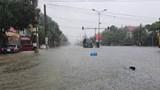 Điều chỉnh kế hoạch chạy tàu do ảnh hưởng mưa lũ tại miền Trung