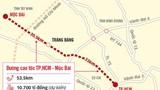 Đầu tư xây đường cao tốc TP Hồ Chí Minh - Mộc Bài