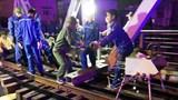 Đề nghị điều tra, xử lý nghiêm vụ sà lan va chạm gây hư hại cầu đường sắt Tam Bạc