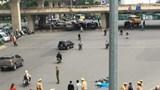 Hà Nội: Xe tải đâm xe đạp điện khiến 1 phụ nữ tử vong, tài xế bỏ chạy