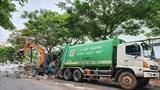 Xử lý nghiêm các xe, lái xe chở rác gây mất vệ sinh môi trường và gây ùn tắc giao thông