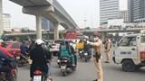 Bắt lái xe tải tông tử vong người đi xe đạp điện ở Cầu Giấy rồi bỏ trốn