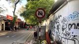 Phố Yên Phụ nhếch nhác vì rác thải