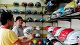 Vấn nạn mũ bảo hiểm rởm: Công tác hậu kiểm bị thả nổi