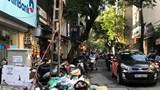 Sau 1 tuần phản ánh: Tuyến phố Yên Phụ vẫn tràn ngập rác thải