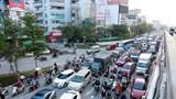 Giảm ùn tắc giao thông: Chú trọng đầu tư phát triển kết cấu hạ tầng