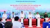 Hải Phòng: Khởi công dự án đầu tư xây dựng, cải tạo đường 359