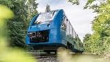 Công ty Đường sắt Đức thử nghiệm tàu chạy bằng hydro 'xanh'