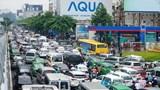 """Kiến trúc sư đưa giải pháp """"trị"""" vấn nạn ùn tắc giao thông ở sân bay Tân Sơn Nhất"""