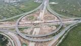 Kiểm tra tiến độ thi công nút giao Vành đai 3 với cao tốc Hà Nội – Hải Phòng