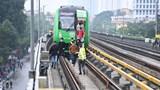 Diễn tập cứu nạn, cứu hộ trên tuyến đường sắt Cát Linh - Hà Đông