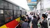 Xe buýt Hà Nội: Góp phần tích cực xây dựng, phát huy văn hóa giao thông