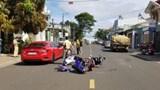 Nữ phóng viên bị xe tải tông tử vong