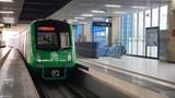 Hình ảnh đường sắt Cát Linh - Hà Đông ngày đầu chạy thử