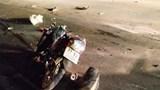 Truy tìm tài xế ô tô làm 2 thanh niên tử vong rồi bỏ chạy