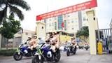 Cảnh sát giao thông ra quân bảo đảm trật tự an toàn giao thông dịp Tết