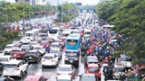 Gia tăng áp lực giao thông dịp Tết