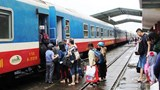 Nhu cầu đi lại bằng tàu hỏa dịp Tết Nguyên đán 2021 chưa cao