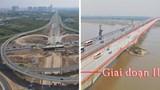 Khởi công cầu Vĩnh Tuy 2, thông xe nút giao Vành đai 3 trước Tết Nguyên đán 2021