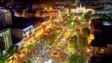 TP Hồ Chí Minh: Cấm xe lưu thông trên nhiều tuyến đường để phục vụ bắn pháo hoa mừng năm mới 2021