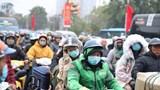 Người dân ùn ùn đổ về Hà Nội sau kỳ nghỉ Tết Dương lịch