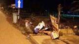 Người đàn ông tử vong cạnh xe máy ven đường