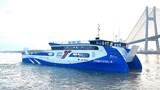 Tuyến phà biển đầu tiên TP Hồ Chí Minh đi Vũng Tàu hoạt động từ ngày mai 4/1/2021